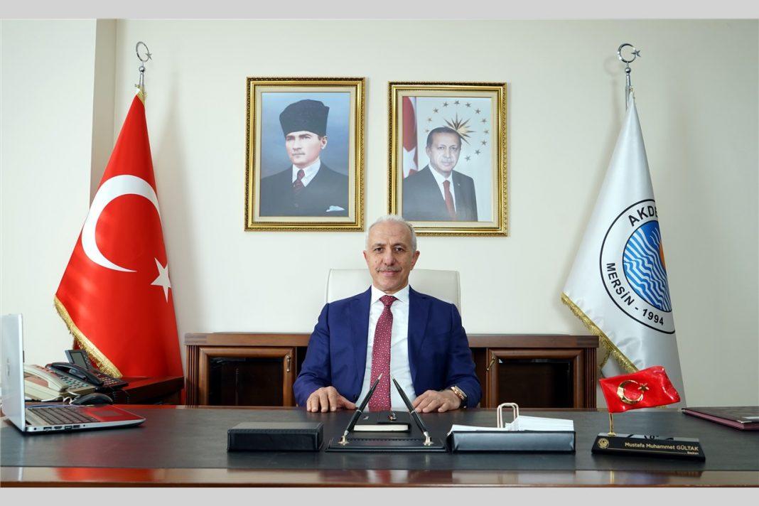 BASKAN MUSTAFA GULTAK 'SIFIR ATIK BELGESİ' ALMAYA HAK KAZANDI