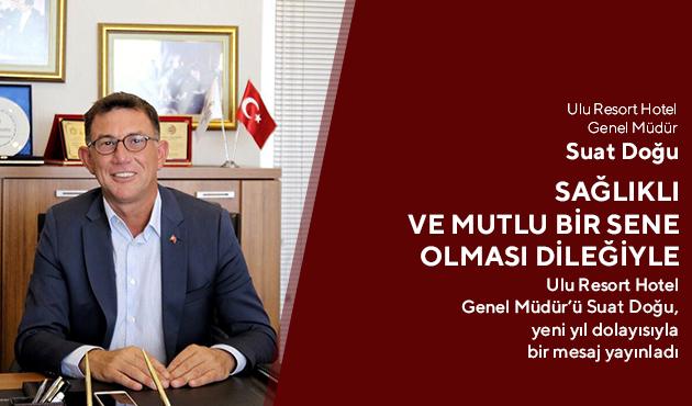 """suat dogu 1 """"SAĞLIKLI VE MUTLU BİR SENE OLMASI DİLEĞİYLE"""""""