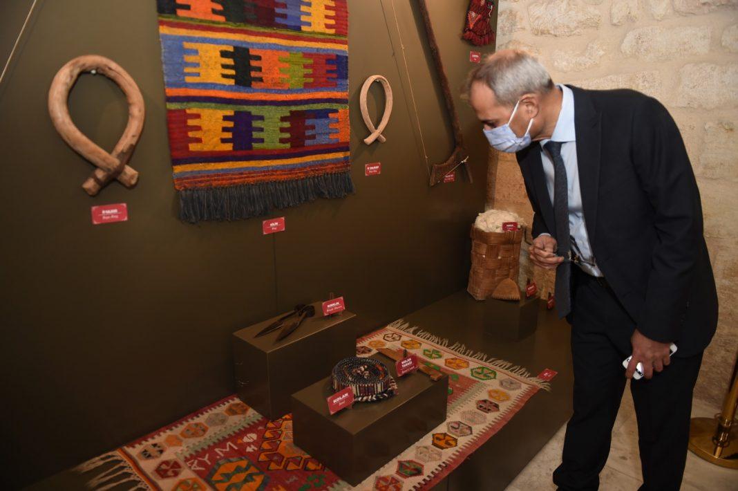 tarsus kultur evi 2 Kopya 1 TARSUS KÜLTÜR EVİ AÇILIYOR