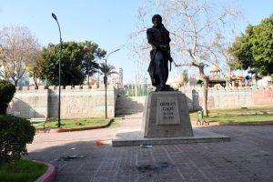 5 TARSUS BELEDİYESİ'NİN HİZMETLERİNE VANDAL SALDIRI