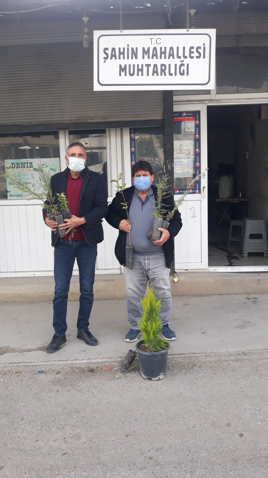 """AW208509 02 """"VATANINI SEVİYORSAN AĞAÇ DİK"""" KAMPANYASI"""