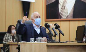 akdeniz belediye meclisi 2 AKDENİZ BELEDİYE MECLİSİ ŞUBAT AYI TOPLANTISINI GERÇEKLEŞTİRDİ