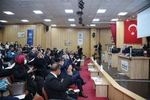 akdeniz belediye meclisi 3 AKDENİZ BELEDİYE MECLİSİ ŞUBAT AYI TOPLANTISINI GERÇEKLEŞTİRDİ