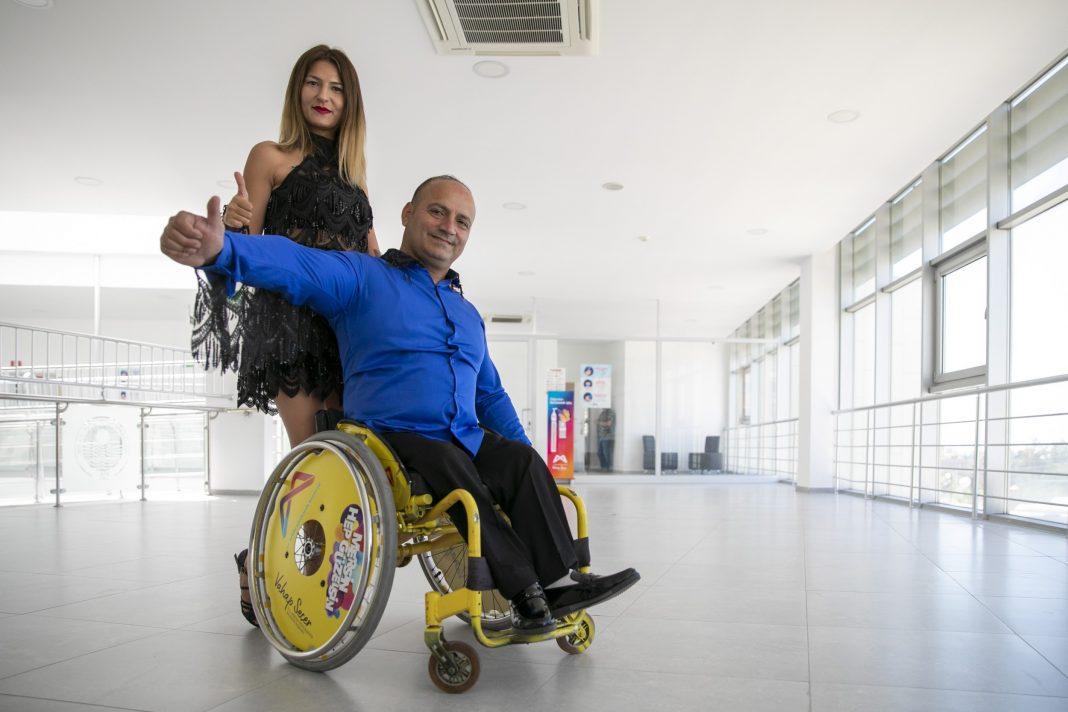 AW362576 03 Tekerlekli Dans Yarışmasında Mersin Büyükşehir Belediyesini temsil edecek.