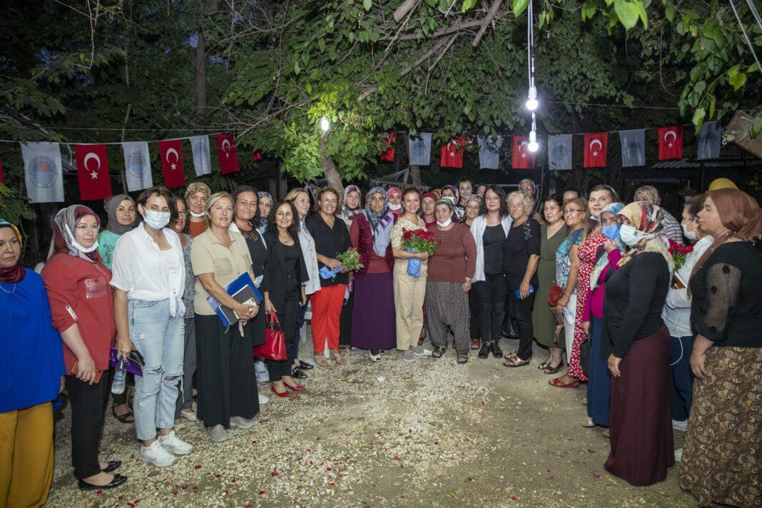 AW417110 02 MERSİN'DE GÖNÜLLÜ KATILIM TOPLANTILARININ İKİNCİ TURU BAŞLADI