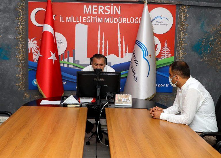 'DENEYAP TEKNOLOJİ ATÖLYELERİ' TOPLANTISI YAPILDI